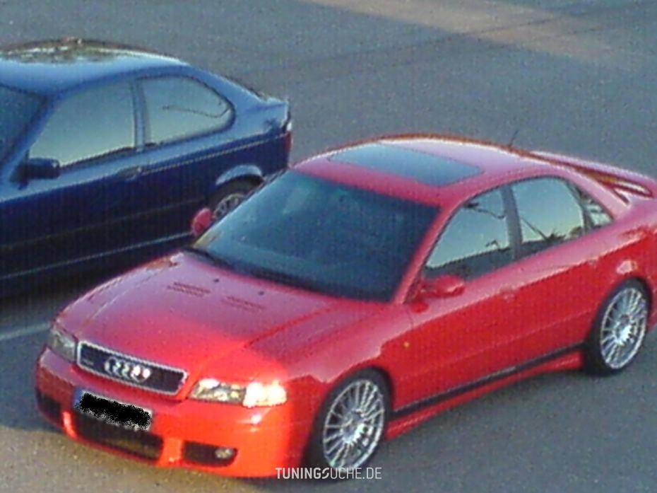 Audi A4 (8D2, B5) 2.8  quattro SGI Bild 116064