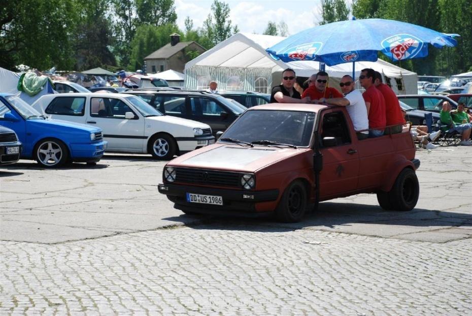 14. Int. VW Pfingsttreffen  Bild 116122