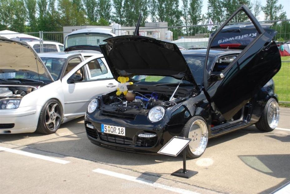 14. Int. VW Pfingsttreffen  Bild 116130