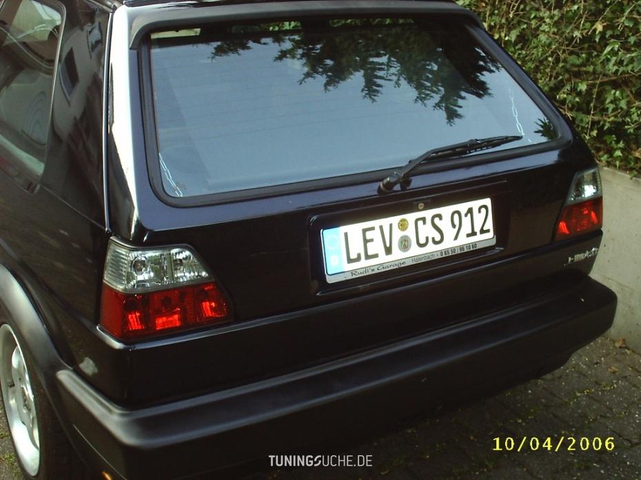 VW GOLF II (19E, 1G1) 1.8 GTI Edtion Blue Bild 119274