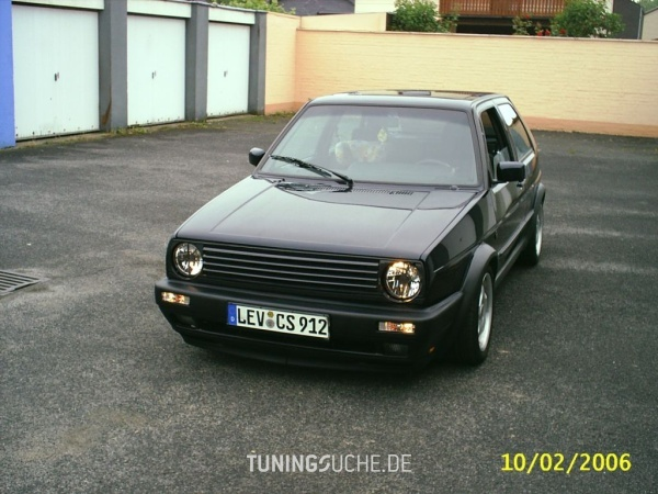 VW GOLF II (19E, 1G1) 09-1991 von Boober1973 - Bild 119275