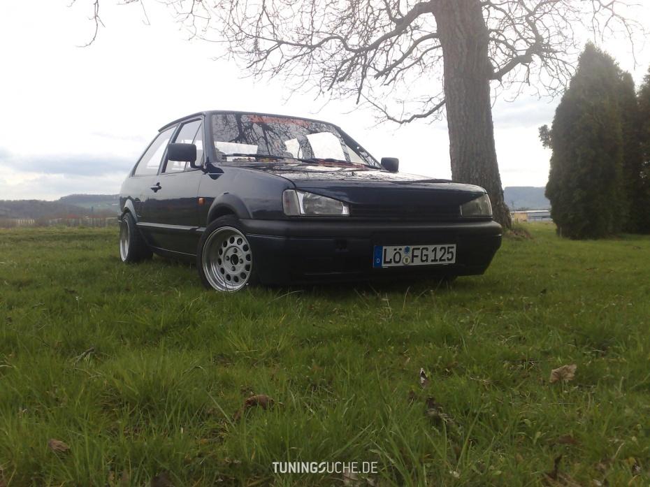 VW POLO (86C, 80) 1.3 Coupe Bild 123651