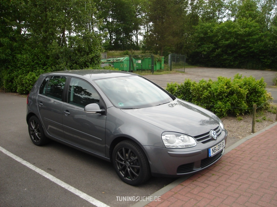 VW GOLF V (1K1) 1.9 TDI Edition Bild 123710