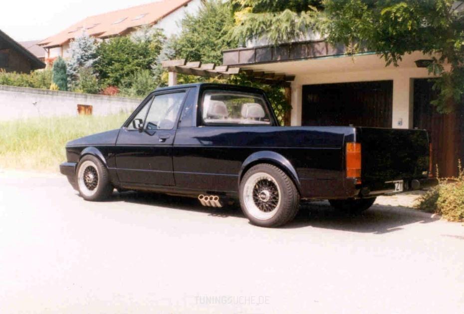 vw caddy i 14 09 1989 von dr schub bildergalerie tuningsuche de. Black Bedroom Furniture Sets. Home Design Ideas
