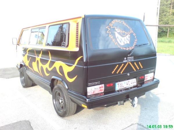 VW TRANSPORTER T3 Bus 08-1989 von W-H-1 - Bild 127196