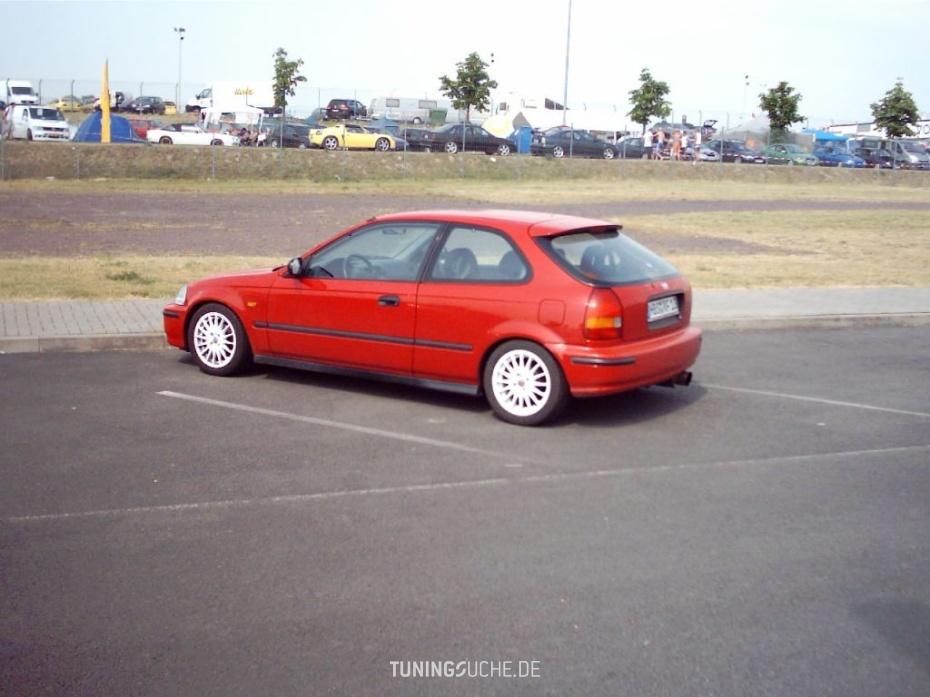 Honda Civic Ej9 Rot >> Honda CIVIC V Hatchback, 1.4 i S, BJ 1997 von Confuser