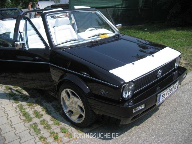 VW GOLF I Cabriolet (155) 1.8  Bild 136088