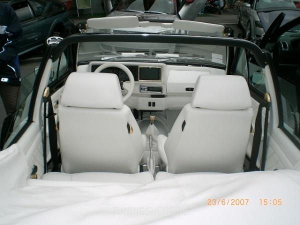 VW GOLF I Cabriolet (155) 12-1980 von cabrio99990 - Bild 136094