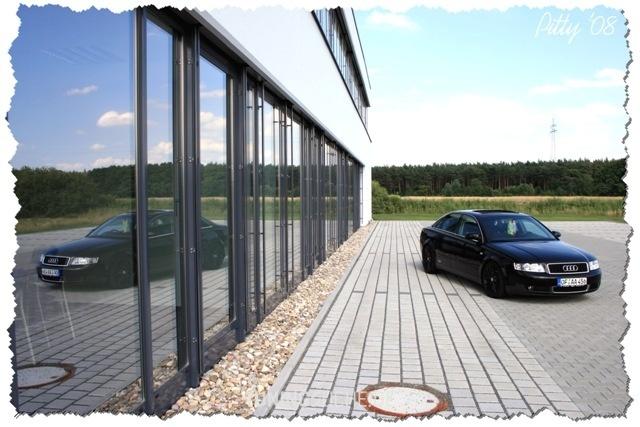 Audi A4 (8E2, B6) 1.9 TDI S-Line -black pearl- Bild 142098