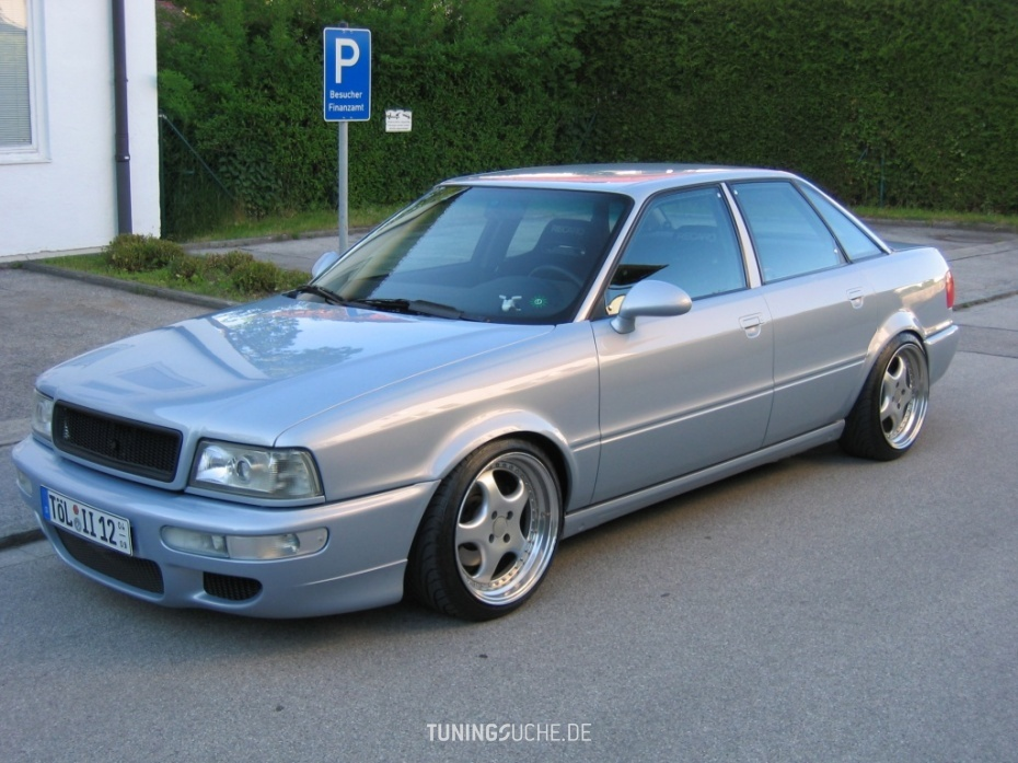 Audi 80 (8C, B4) 2.0 E ras-man Edition Bild 146543