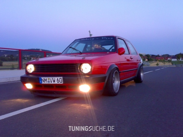 VW GOLF II (19E, 1G1) 01-1991 von golfi_g60 - Bild 146691