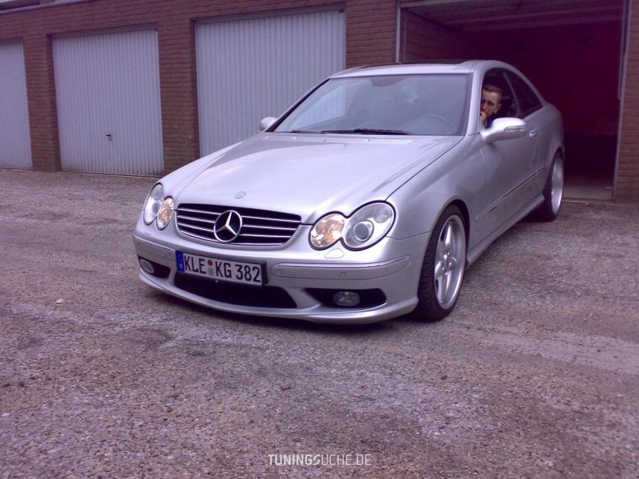 Mercedes Benz CLK (C209) 320 amg pacet Bild 151977