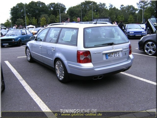 VW PASSAT Variant (3B5) 1.6 Edition Bild 155752