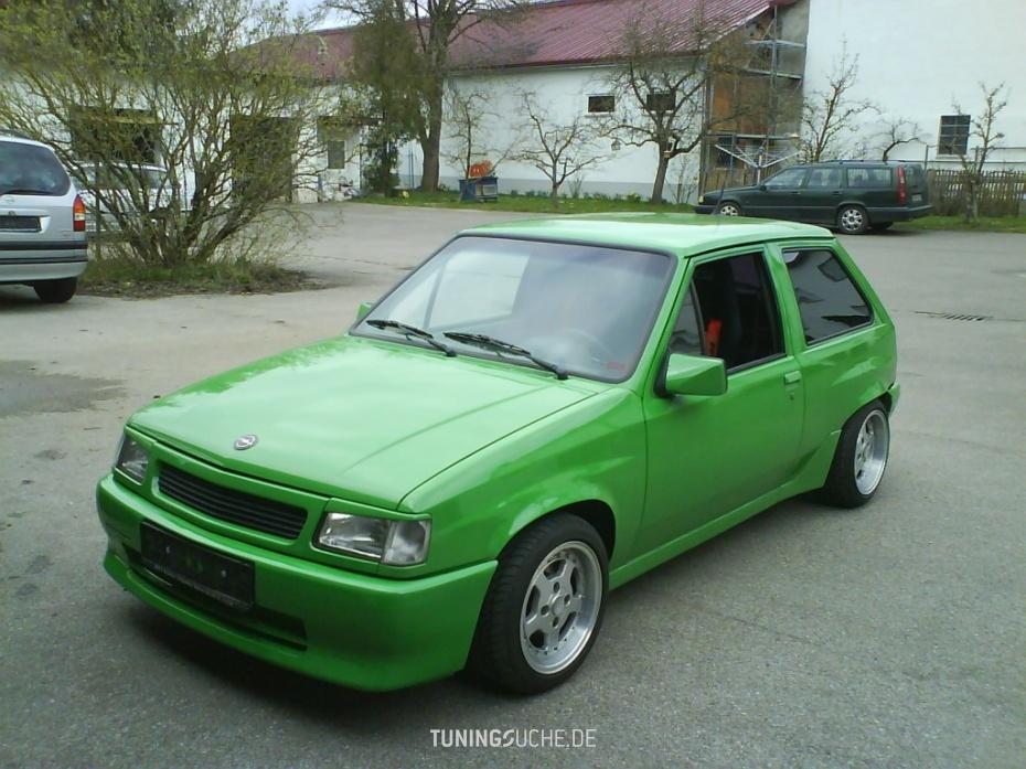 Opel CORSA A CC (93, 94, 98, 99) 1.6 GSI KAT C 20NE Bild 159428