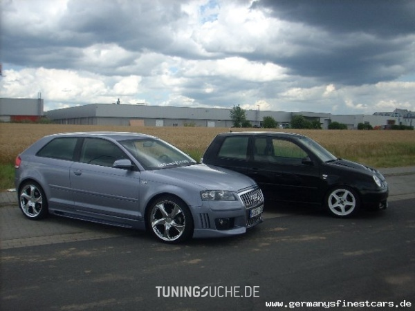 Audi A3 (8P1) 03-2005 von Oscar81 - Bild 161457