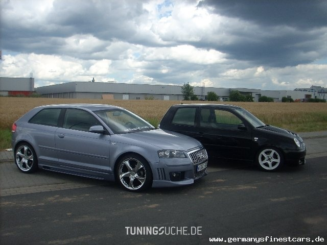 Audi A3 (8P1) 1.6 S-Line Bild 161457