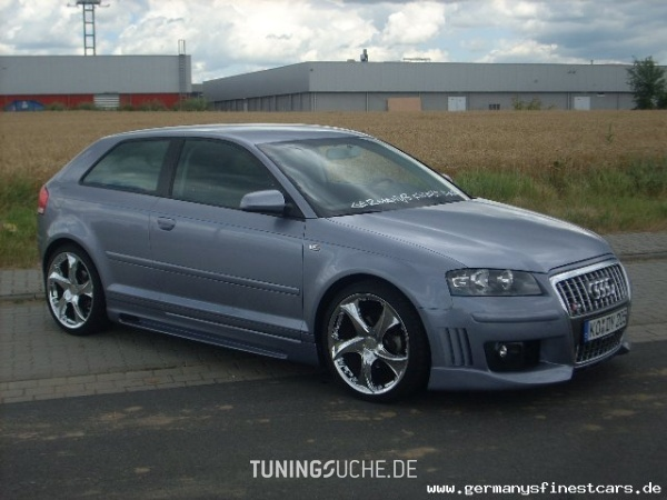 Audi A3 (8P1) 03-2005 von Oscar81 - Bild 161460