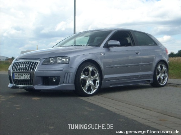 Audi A3 (8P1) 03-2005 von Oscar81 - Bild 161464