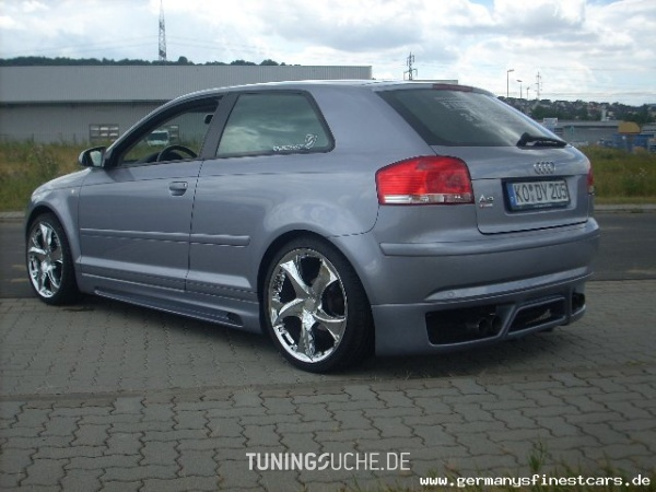 Audi A3 (8P1) 03-2005 von Oscar81 - Bild 161465
