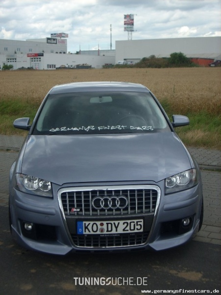 Audi A3 (8P1) 03-2005 von Oscar81 - Bild 161466