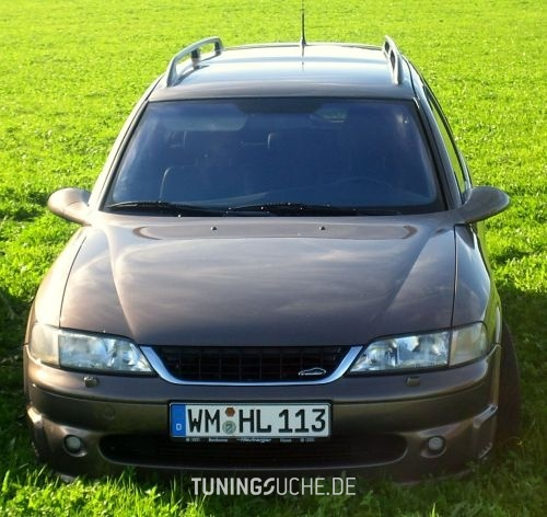 Opel VECTRA B Caravan (31) 2.5 i V6 Sport Bild 162361