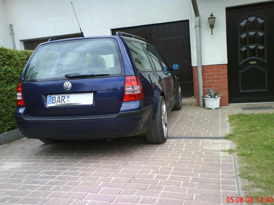 VW GOLF IV Variant (1J5) 1.9 TDI Sport Bild 162658