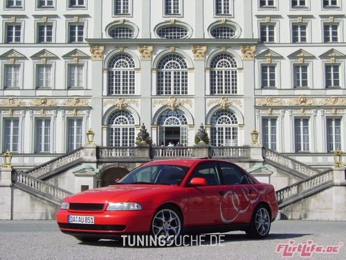 Audi A4 (8D2, B5) 1.6 B5 Bild 163012
