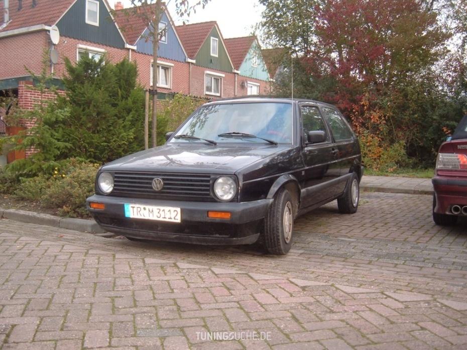 VW GOLF II (19E, 1G1) 1.6 TD diesel Bild 163121