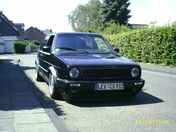 VW GOLF II (19E, 1G1) 09-1991 von Boober1973 - Bild 163457