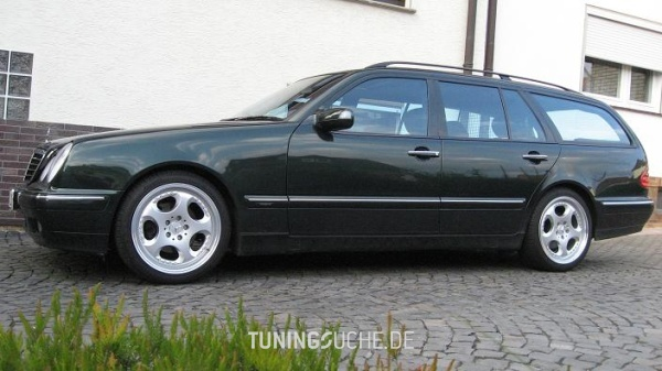 Mercedes Benz E-KLASSE Kombi (S210) 11-2001 von STAR - Bild 164031