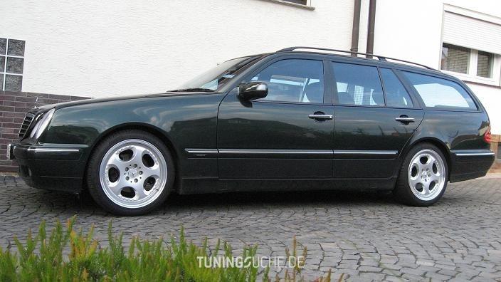 Mercedes Benz E-KLASSE Kombi (S210) E 240 T Avantgarde Bild 164031