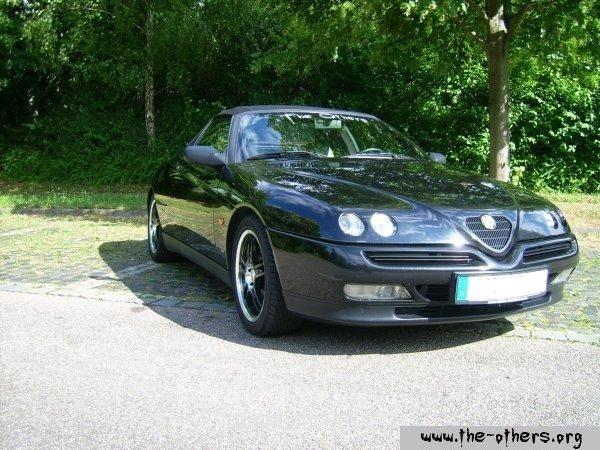 Alfa Romeo SPIDER (916S) 2.0 T.SPARK 16V  Bild 164393