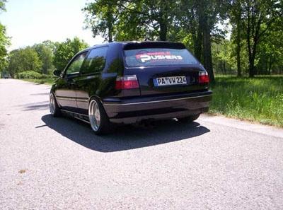 VW GOLF III (1H1) 09-1993 von Tom22484 - Bild 165246
