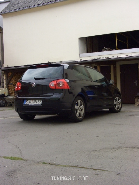 VW GOLF V (1K1) 1.9 TDI Bluemotion Bild 176758