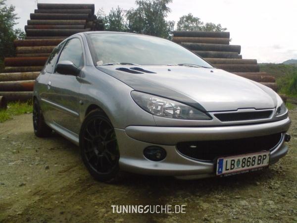 Peugeot 206 Schrägheck (2A/C) 01-2001 von Funki - Bild 179019