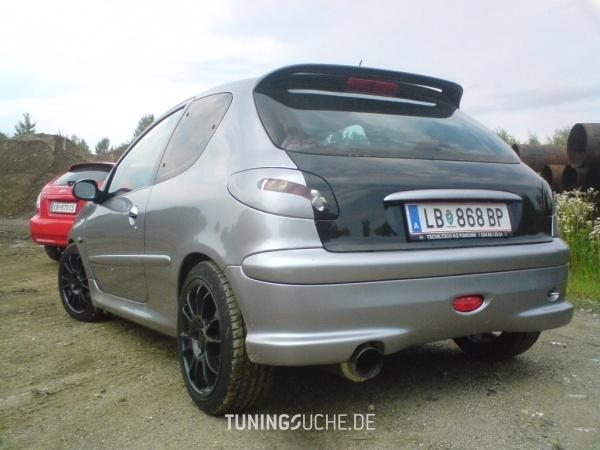 Peugeot 206 Schrägheck (2A/C) 01-2001 von Funki - Bild 179022