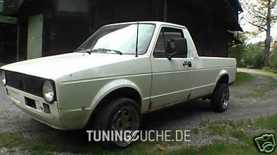 VW CADDY I (14) 1.6 D mal sehen... Bild 193155