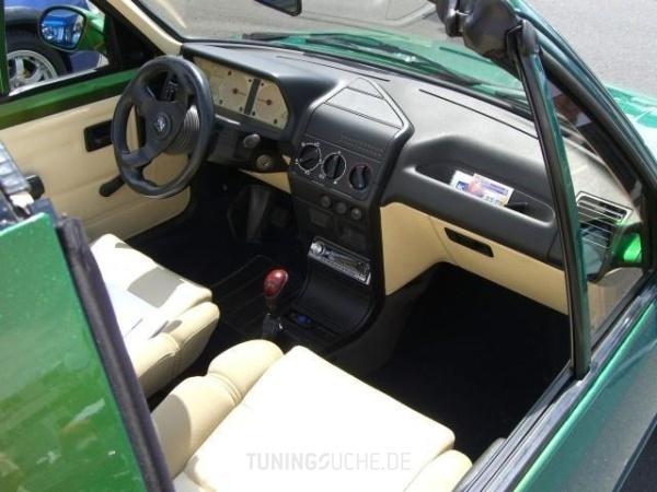 Peugeot 205 I Cabriolet (741B, 20D) 01-1994 von 205blau - Bild 195901