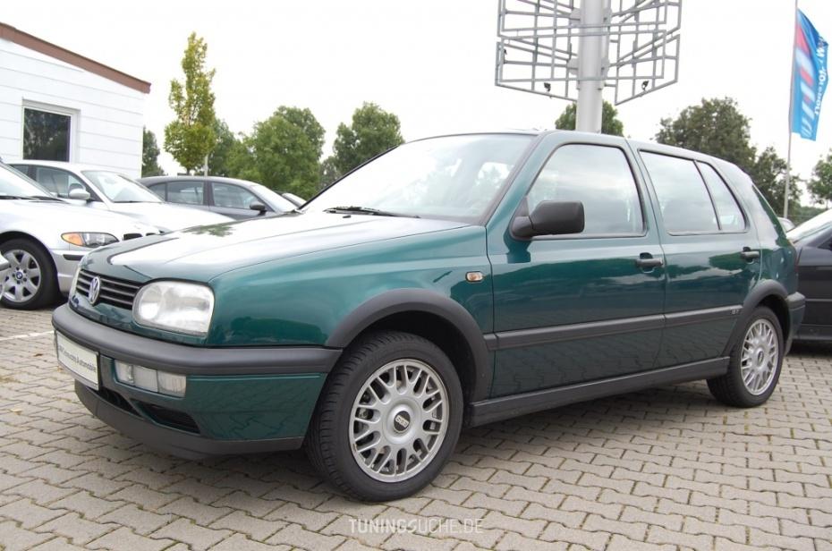 VW GOLF III (1H1) 1.6 GT Special Bild 323753