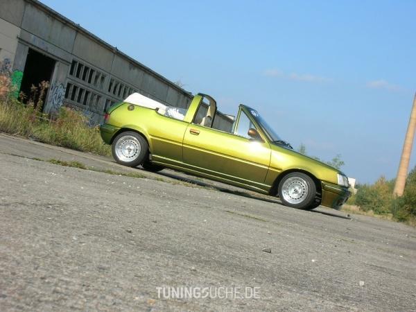Peugeot 205 I Cabriolet (741B, 20D) 01-1994 von 205blau - Bild 324577
