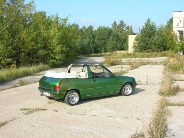 Peugeot 205 I Cabriolet (741B, 20D) 01-1994 von 205blau - Bild 324580