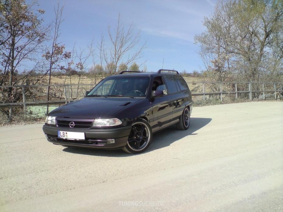 Opel ASTRA F Caravan (51, 52) 2.0 i 16V Original Irmscher , kein umbau !!!! Bild 328829