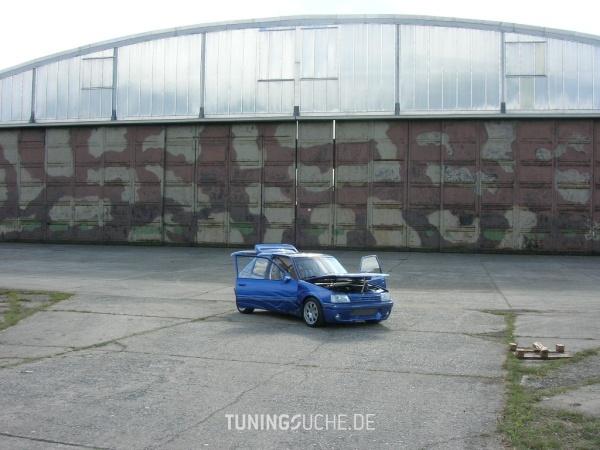 Peugeot 205 I Cabriolet (741B, 20D) 01-1994 von 205blau - Bild 330655
