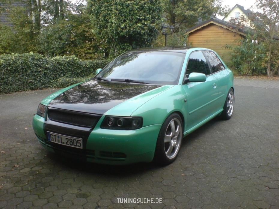 Audi A3 (8L1) 1.8 T 8L 1.8T Bild 332733