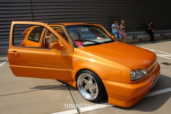 VW GOLF III (1H1) 02-1996 von orange - Bild 333237