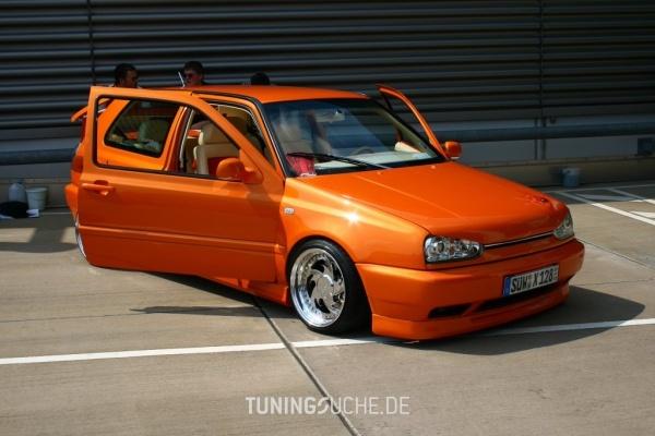 VW GOLF III (1H1) 02-1996 von orange - Bild 333240