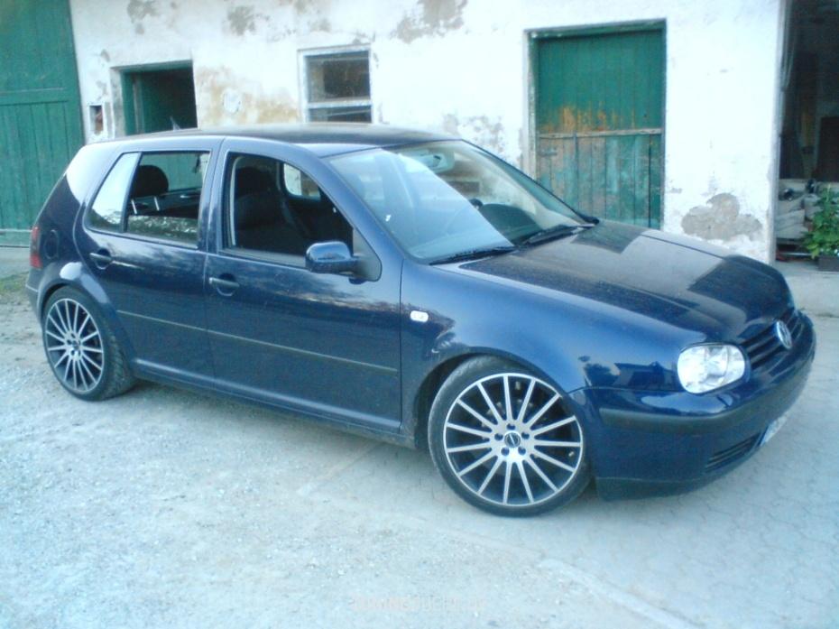 VW GOLF IV (1J1) 1.6  Bild 333776