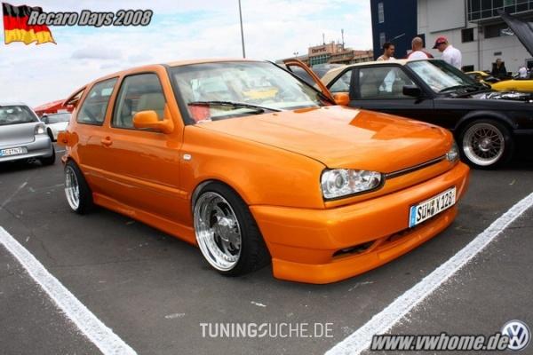 VW GOLF III (1H1) 02-1996 von orange - Bild 344350