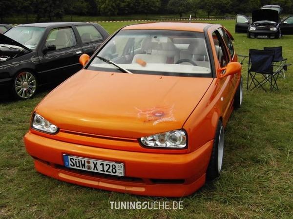 VW GOLF III (1H1) 02-1996 von orange - Bild 344352