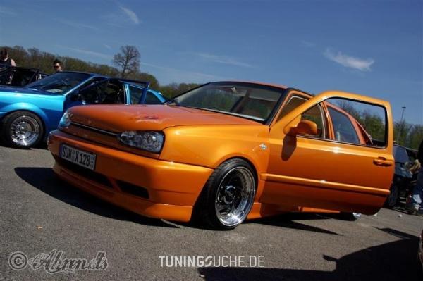 VW GOLF III (1H1) 02-1996 von orange - Bild 344353